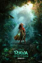 Raya und der letzte Drache Poster