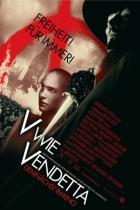 V wie Vendetta Filmposter