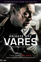 Vares - Private Eye Filmposter