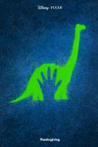 Pixar's Der Gute Dinosaurier Teaser Poster