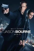 Jason Bourne 2016 Poster