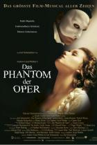 Phantom der Oper Filmposter