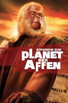 Rückkehr zum Planet der Affen (1970) Poster