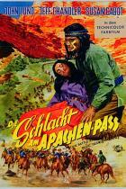 Die Schlacht am Apachen-Pass Filmposter