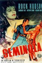 Seminola 1952 Filmposter