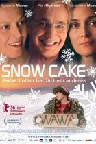 Snow Cake Poster