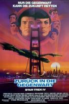 Star Trek IV - Zurück in die Gegenwart Filmposter