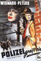 Pickup on South Street - Polizei greift ein Filmposter