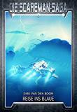 Die Scareman Saga Band 8, Reise ins Blaue, Titelbild, Rezension