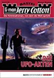 Jerry Cotton, Ufo Akten, Titelbild