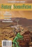 The Magazine of Fantasy and Science Fiction, November/ December 2015, Titelbild