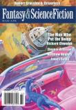 The Magazine of Fantasy and Science Fiction March// April 2016, Titelbild, Rezension