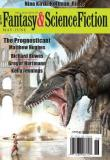 The Magazine of Fantasy and Science Fiction, May/ June 2017, Titelbild, Rezension