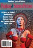 The Magazine of Fantasy and Science Fiction 01/02 2018, Titelbild, Rezension
