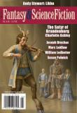 The Magazine of Fantasy and Science Fiction 03/4 2018, Titelbild, Rezension