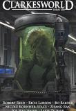 Clarkesworld 130, Titelbild, Rezension