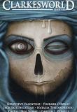 Clarkesworld 133, Titelbild, Rezension