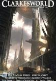 Clarkesworld 134, Titelbild, Rezension