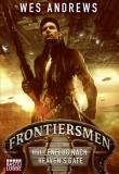 Wes Andrews, Frontiermen, Höllenflug nach Heaven´s Gate, Rezension