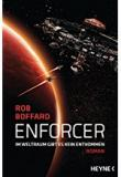 Enforcer, Titelbild, Rezension
