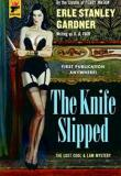 The Knife slipped, Titelbild, Rezension