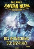 Jules Vernes Kapitän Nemo, neue Abenteuer, Band 2, Titelbild