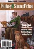 The Magazine of Fantasy and Science Fiction November/ December 2016, Titelbild
