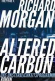 Altered Carbon, Morgan, Titelbild, Rezension
