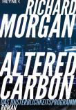 Altered Carbon, Morgan, Titelbild, Rezension
