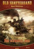 Old Shatterhand Neue Abenteuer Band 3, Der schwarze Josh, Titelbild, Rezension