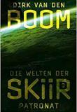 Die Welten der Skiir, Band 3, Patronat, Titelbild, Rezension