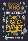 Dr. Who, der Piratenplanet, Titelbild, Rezension