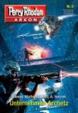 Perry Rhodan Arkon 6, Archnetz, Titelbild