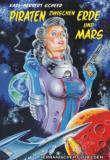 Piraten zwischen Erde unbd Mars, Titelbild, Rezension
