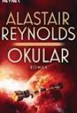 Alastair Reynolds, Okular, Titelbild