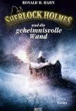 Sherlock Holmes und die geheimnisvolle Wand, Titelbild, Rezension
