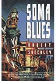 Soma Blue, Titelbild, Rezension