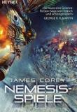 Nemesis Spiele, Titelbild, Rezension