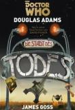 """Wie """"Shada"""" basiert auch """"Die Stadt des Todes"""" auf einem Serial aus der Ära des vierten Doktors, nur mit dem Unterschied, das letzteres tatsächlich als zweite Folge der siebzehnten Staffel der klassischen Serie ausgestrahlt wurde. James Goss hat das von D"""