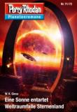Perry Rhodan Planetenroman 71/ 72, Titelbild, Rezension