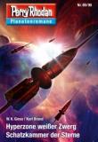 Perry Rhodan Planetenroman 89/90, Titelbild, Rezension,