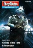 Perry Rhodan Planetenroman 99/100, Abstieg in die Tiefe, Planetenroman, Titelbild, Rezension