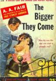 The bigger they come, Titelbild, Rezension