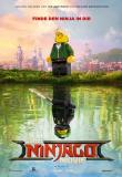 Lego Ninjago Movie Poster
