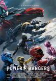 Power Rangers 2017 Teaser-Poster