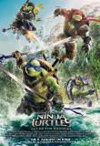 Teenage Mutant Ninja Turtles 2: Out Of The Shadows Poster