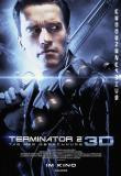 Terminator 2: Tag der Abrechnung 3D Poster