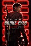Snake Eyes: G.I. Joe Origins Poster