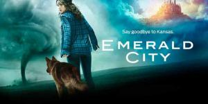 Emerald City 2017 NBC Poster