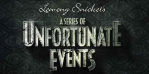 Lemony Snicket's A Series of Unfortunate Events Netflix Logo